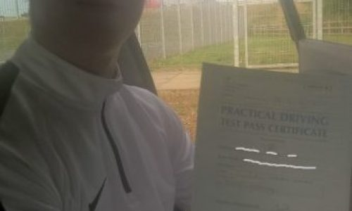 Passed First Time in Just 12 Days