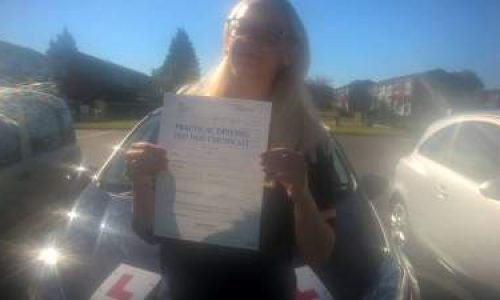 Great Driving Instructor