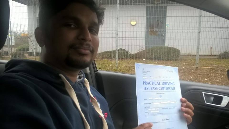 Excellent Driving Instructor