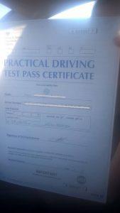 intensive driving courses wellingborough