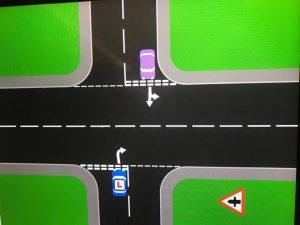 priority on crossroads