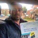 Arun Sebastian Kettering   driving lessons in kettering