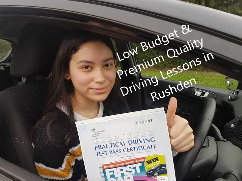 Driving Lessons in Rushden | Driving schools in Rushden | Driving instructors in Rushden | intensive driving courses rushden