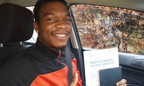 Orumwense Success Story And Driving Test Routes Wellingborough