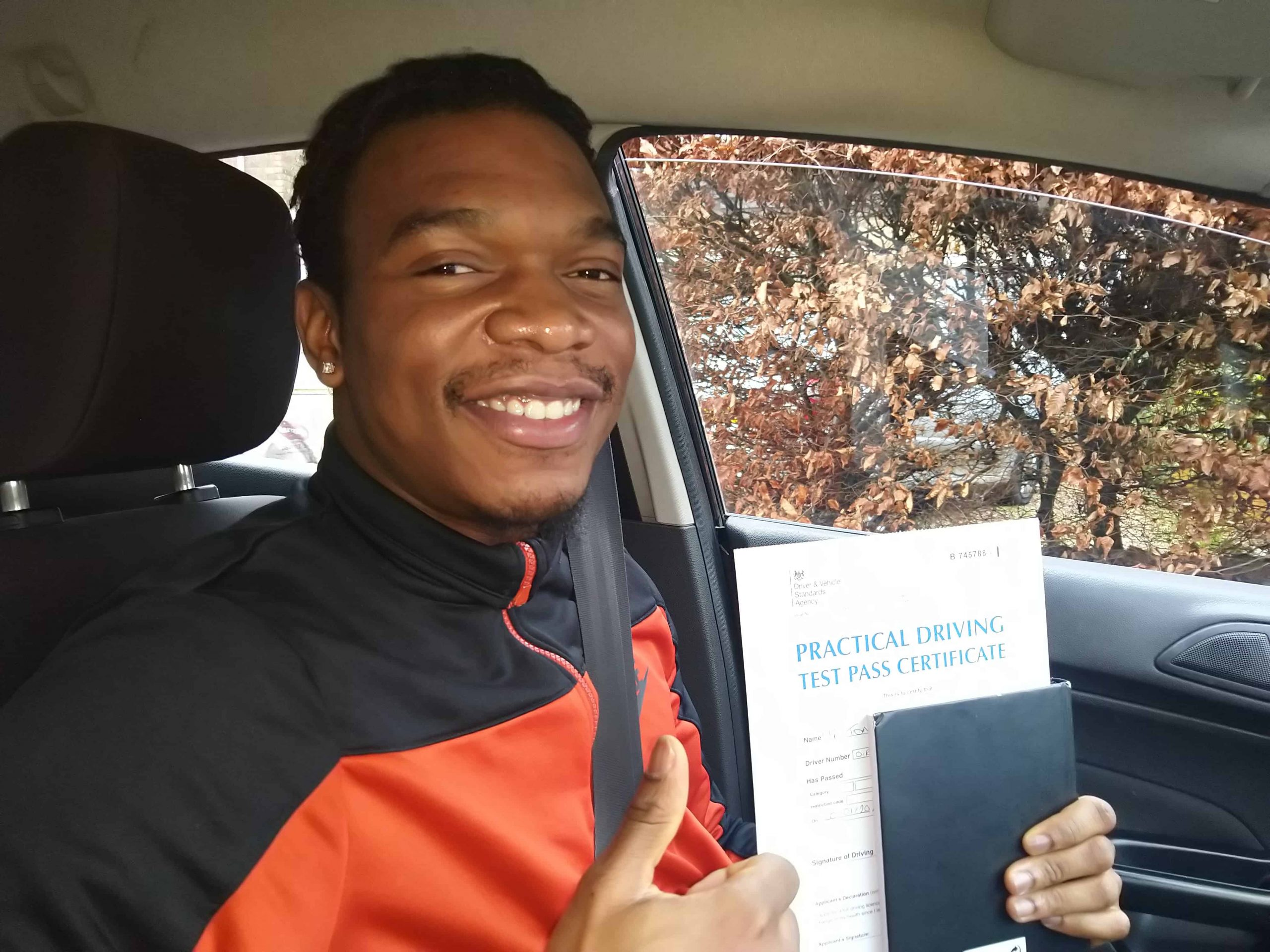 You are currently viewing Orumwense Success Story And Driving Test Routes Wellingborough