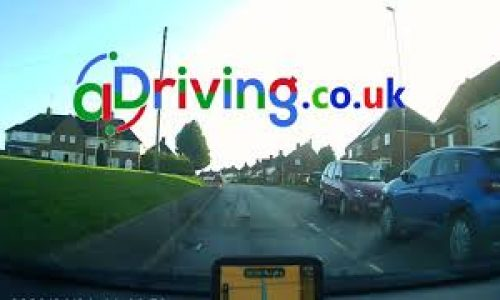 Driving Test Routes Wellingborough No. 02
