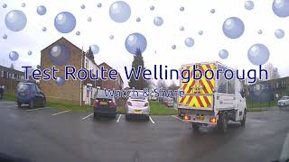 Wellingborough Driving Test Routes No 01