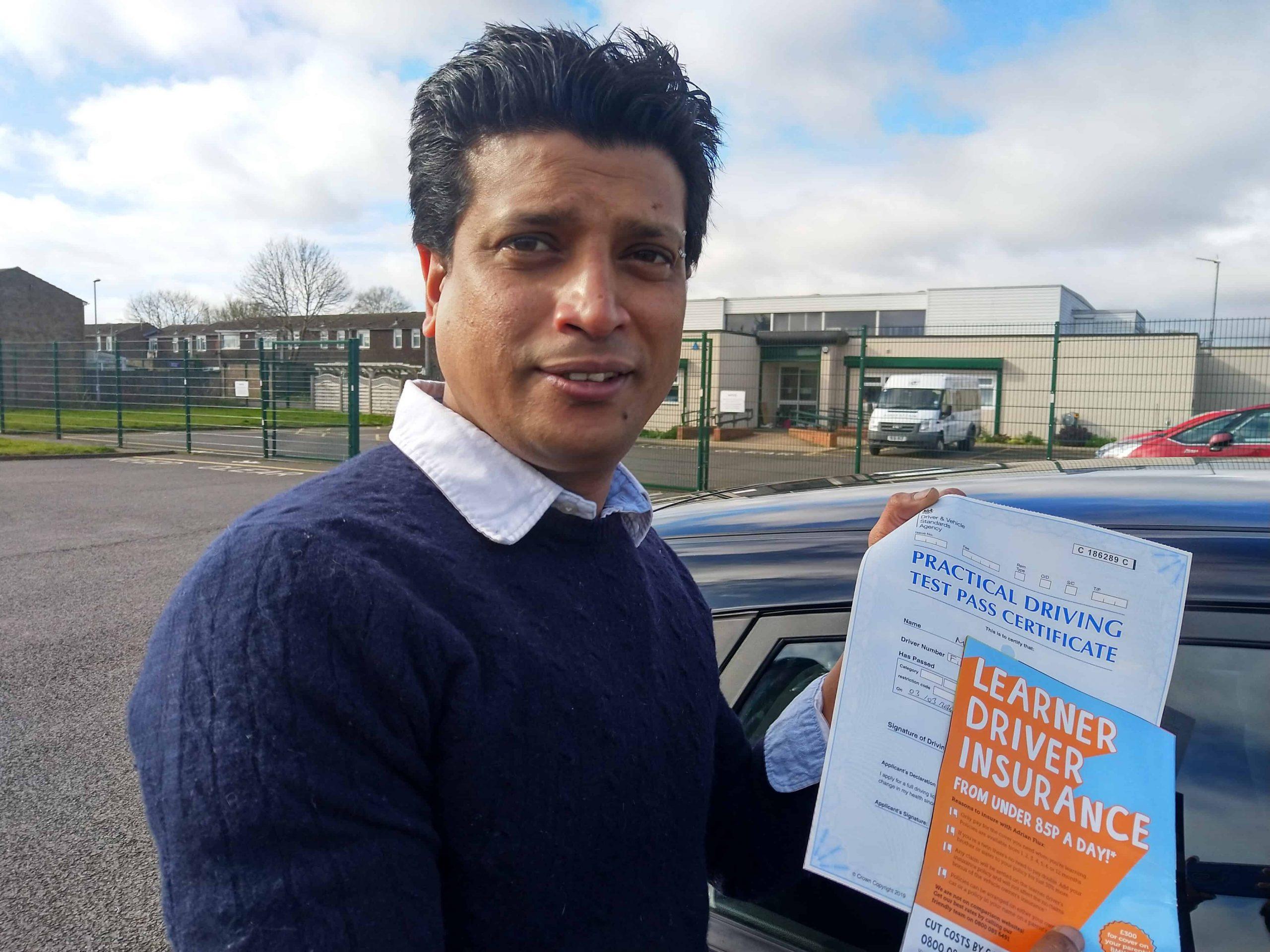 Best Driving Instructors in Irthlingborough Wellingborough