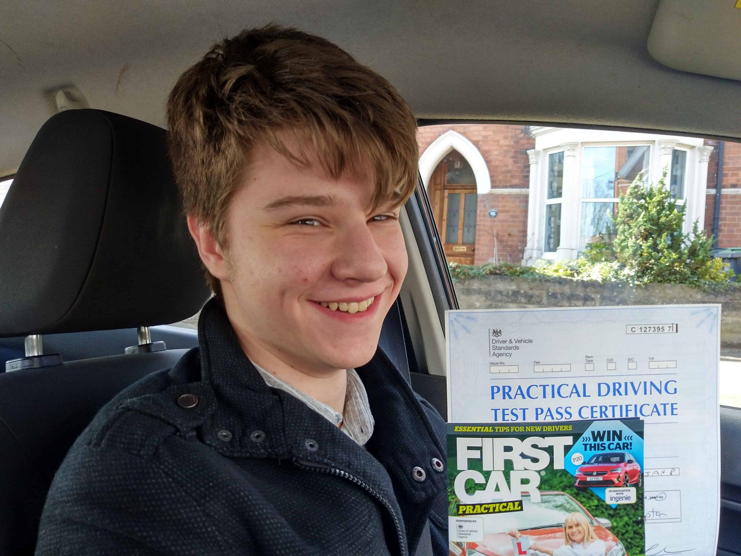 Driving schools in Rushden