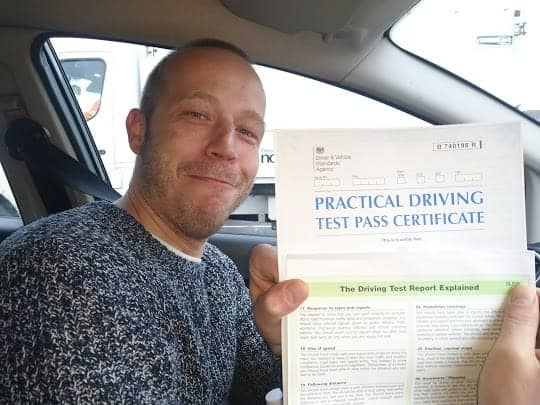 Government Guidance on Driving Tests And Driving Lessons
