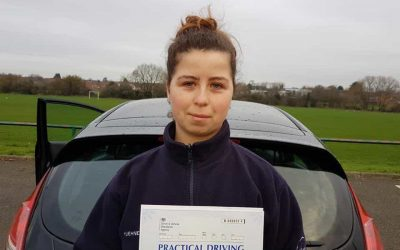 intensive driving courses Northampton